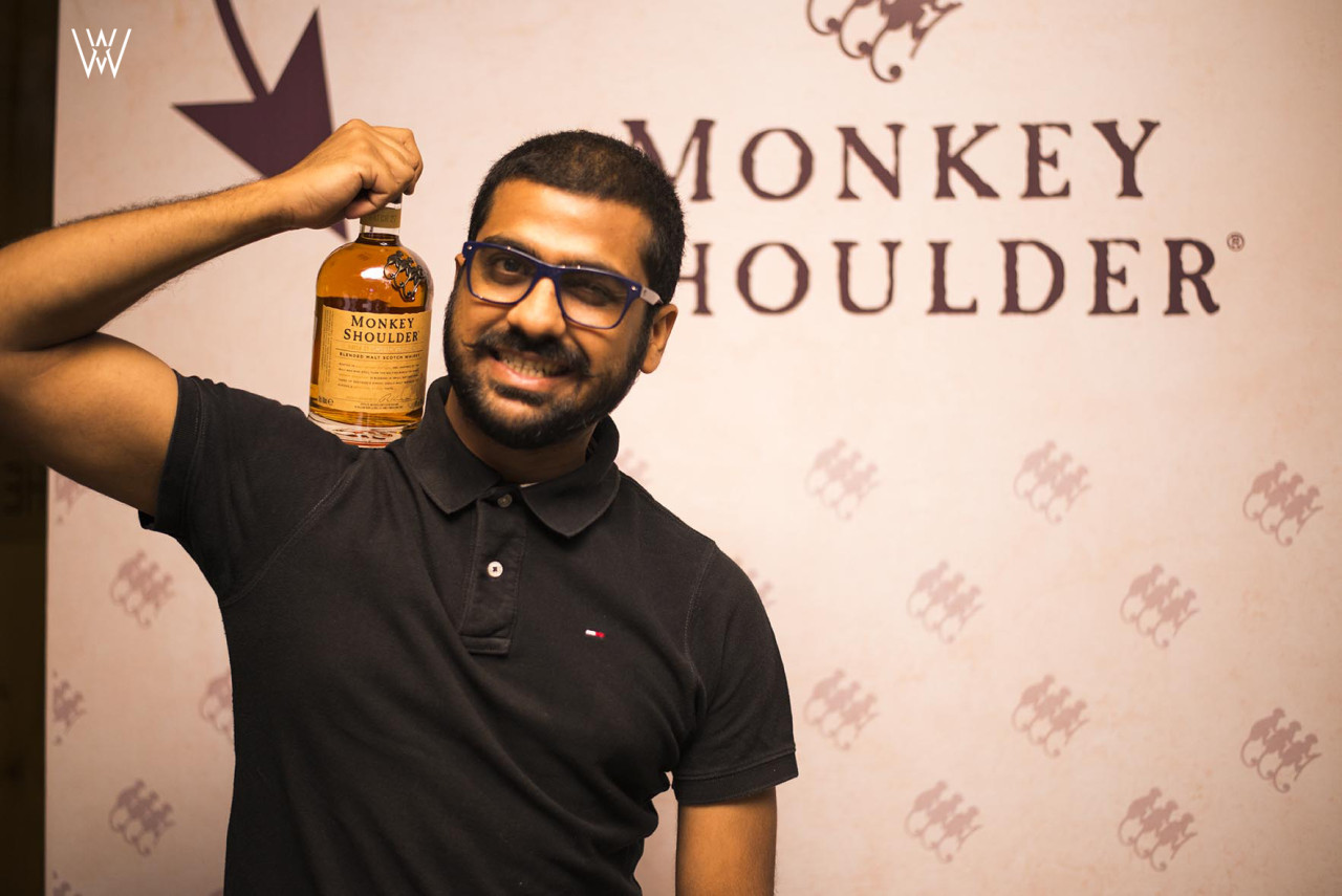 6 1280x855 - New Monkey in Town: Monkey Shoulder Whisky is now in India