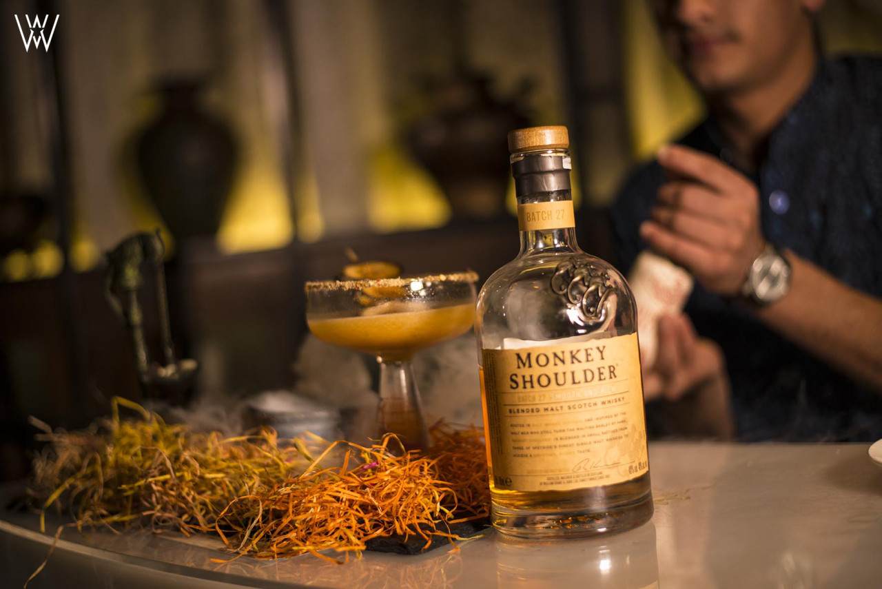 8 1280x855 - New Monkey in Town: Monkey Shoulder Whisky is now in India