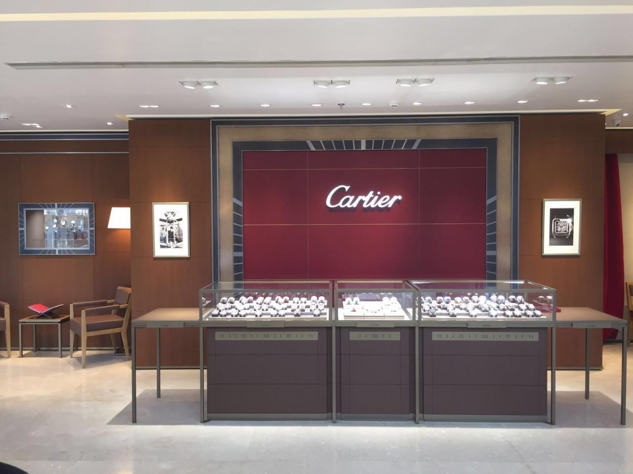 Art of Time Cartier