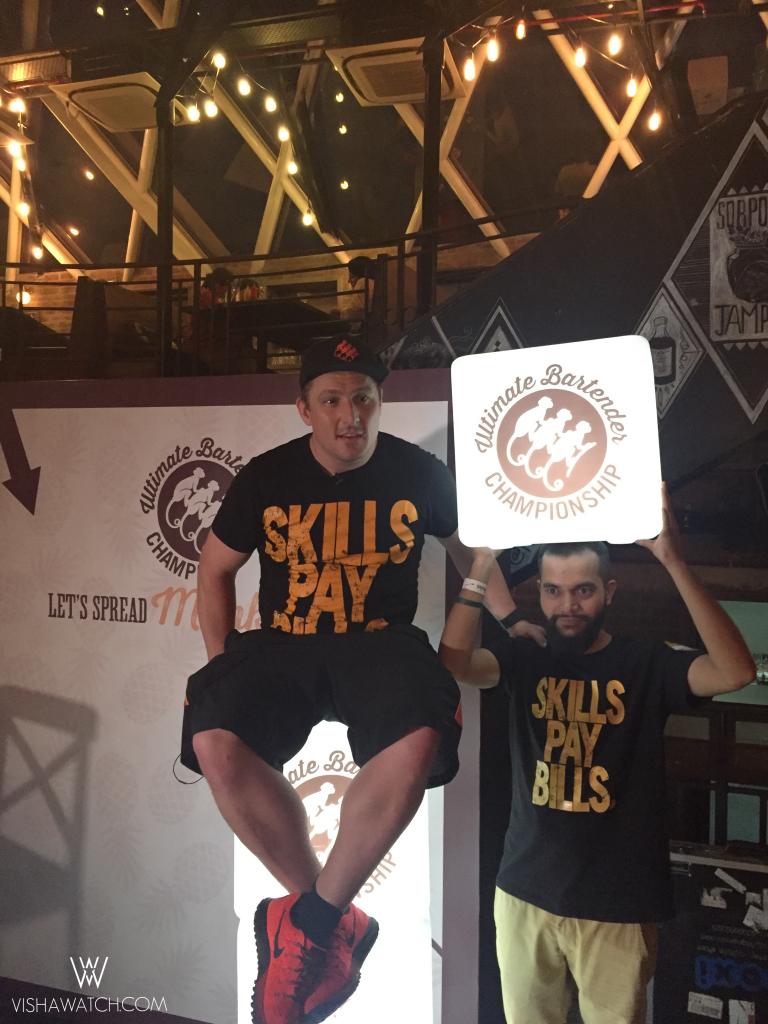 IMG 8801 1 768x1024 - Monkey Shoulder's Ultimate Bartender Championship comes to India with a Bang