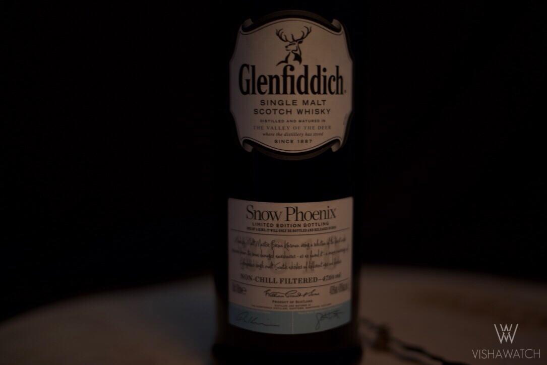 Glenfiddich Scotch Whisky