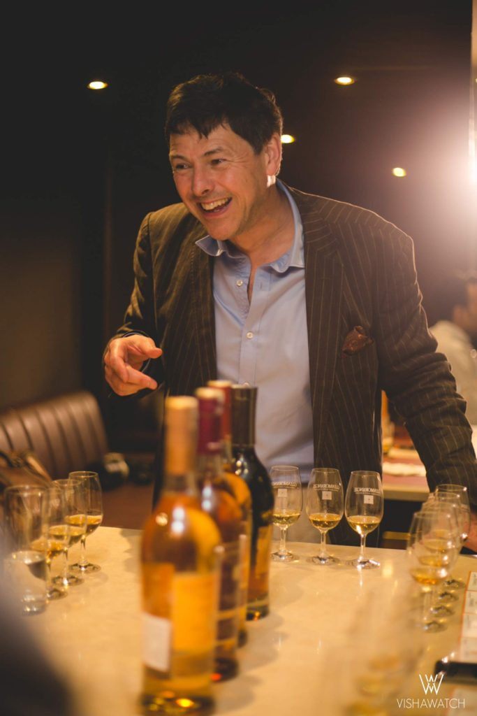 1 683x1024 - A whisky lullaby by the Doctor of Whisky: Glenmorangie India with Dr. Bill Lumsden