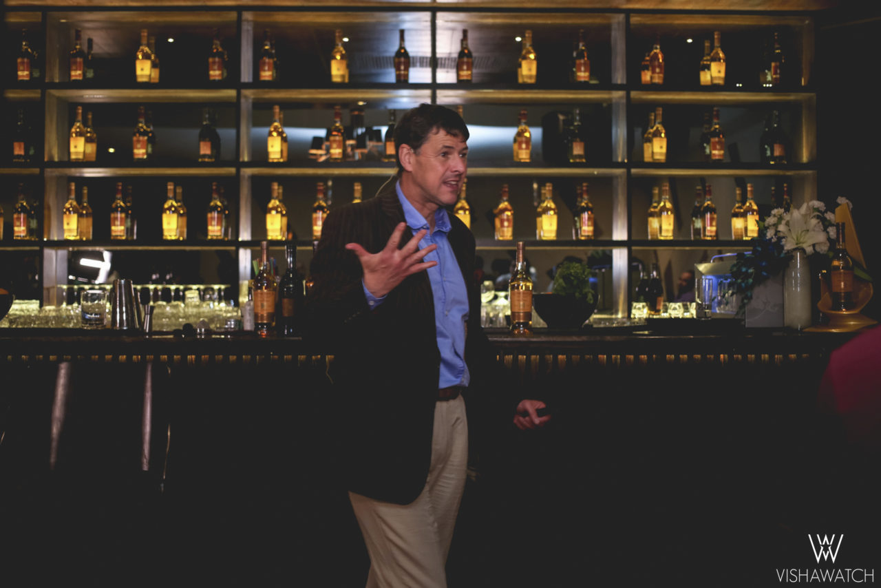 Image 3 1280x854 - A whisky lullaby by the Doctor of Whisky: Glenmorangie India with Dr. Bill Lumsden