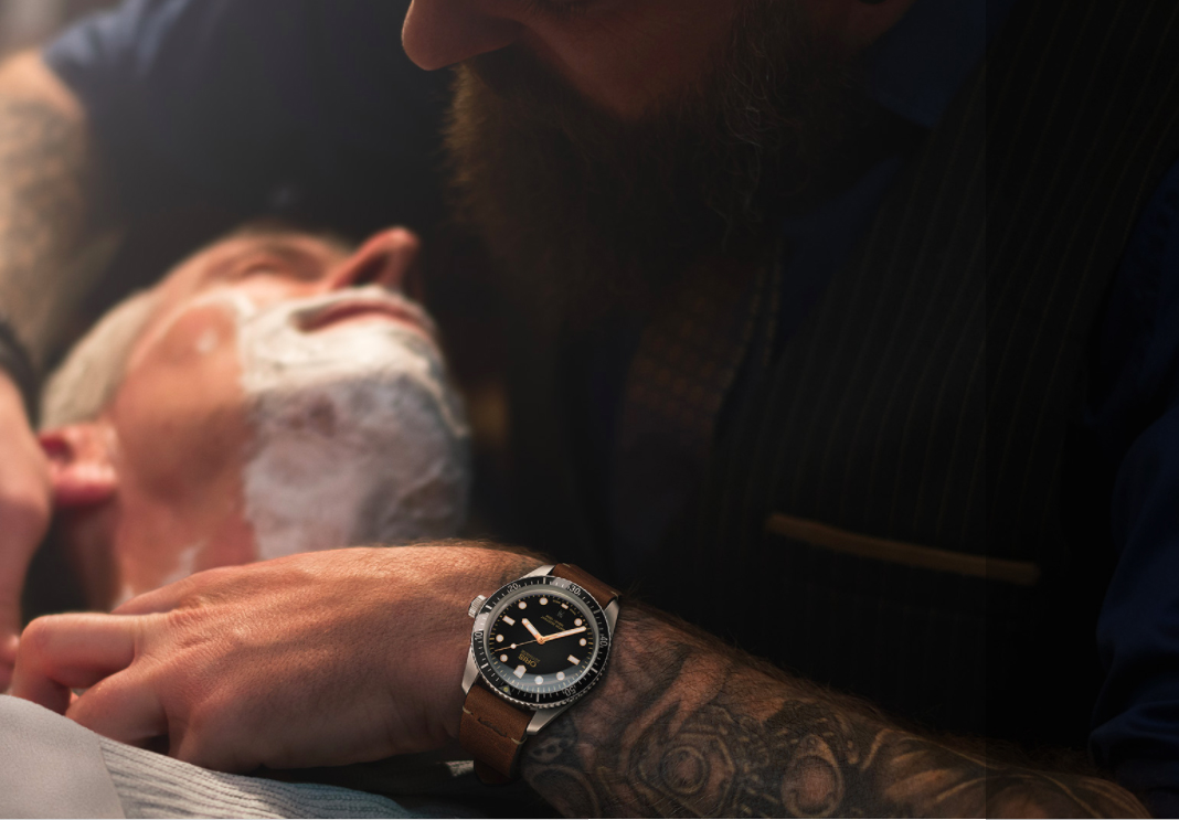1 1 - Movember just got grander with the Oris Movember Edition by Divers Sixty-Five