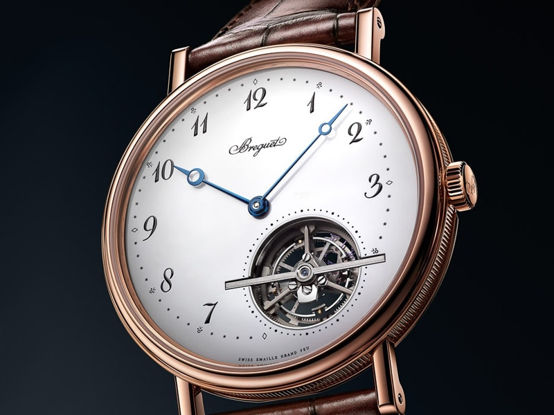 COVER Breguet Extra Plat EiT 1 - A Horologic epitome – The Breguet Classique Tourbillon Extra-Plat Automatique 5367