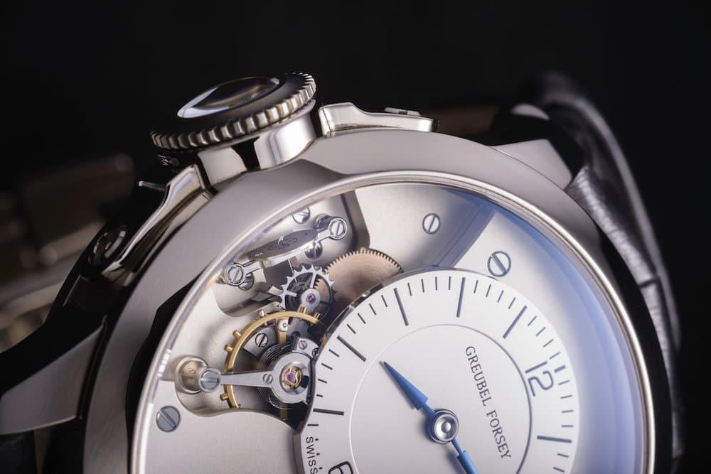 MechanicalNano NanoFoudroyanteEWT 1794 HighRescopy - Watch Mechanism meet Minimalism - The Greubel Forsey Nano Foudroyante EWT