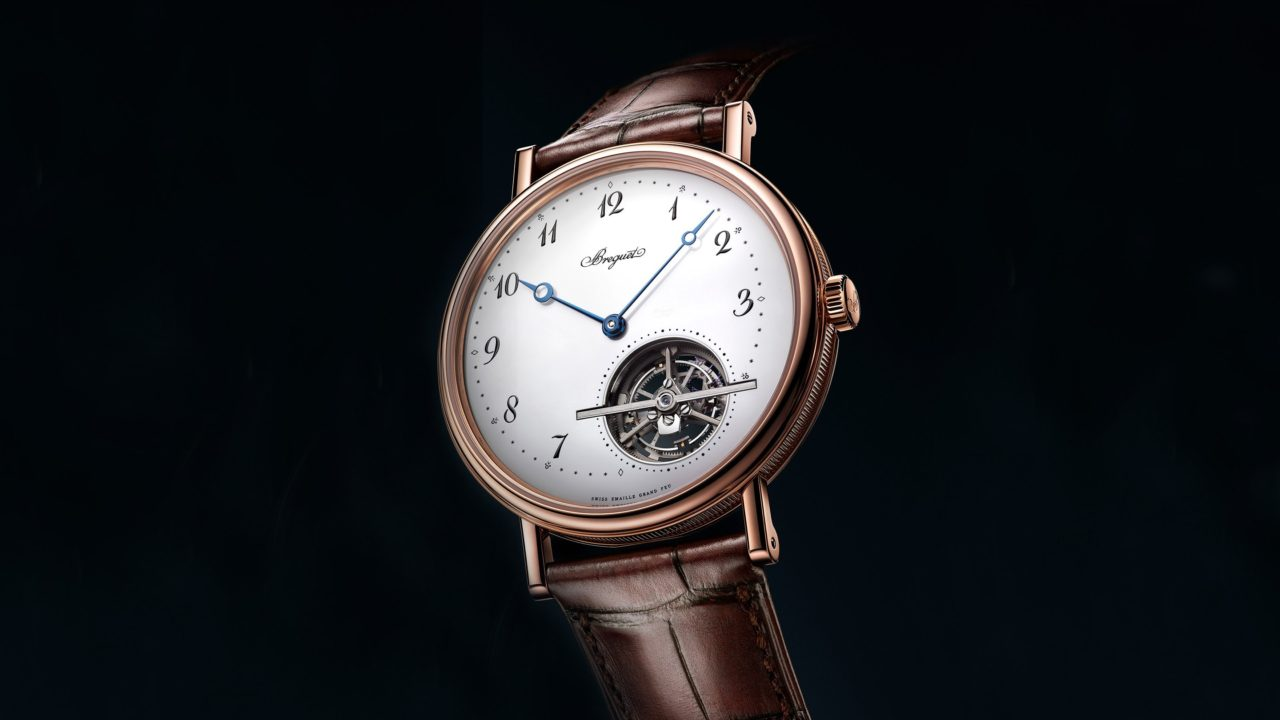 breguet h 1 1280x720 - A Horologic epitome – The Breguet Classique Tourbillon Extra-Plat Automatique 5367