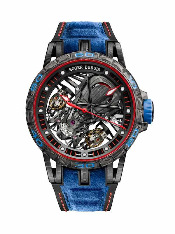 excalibur aventador s blue 2 - SIHH Highlights- Day 3 Round-Up