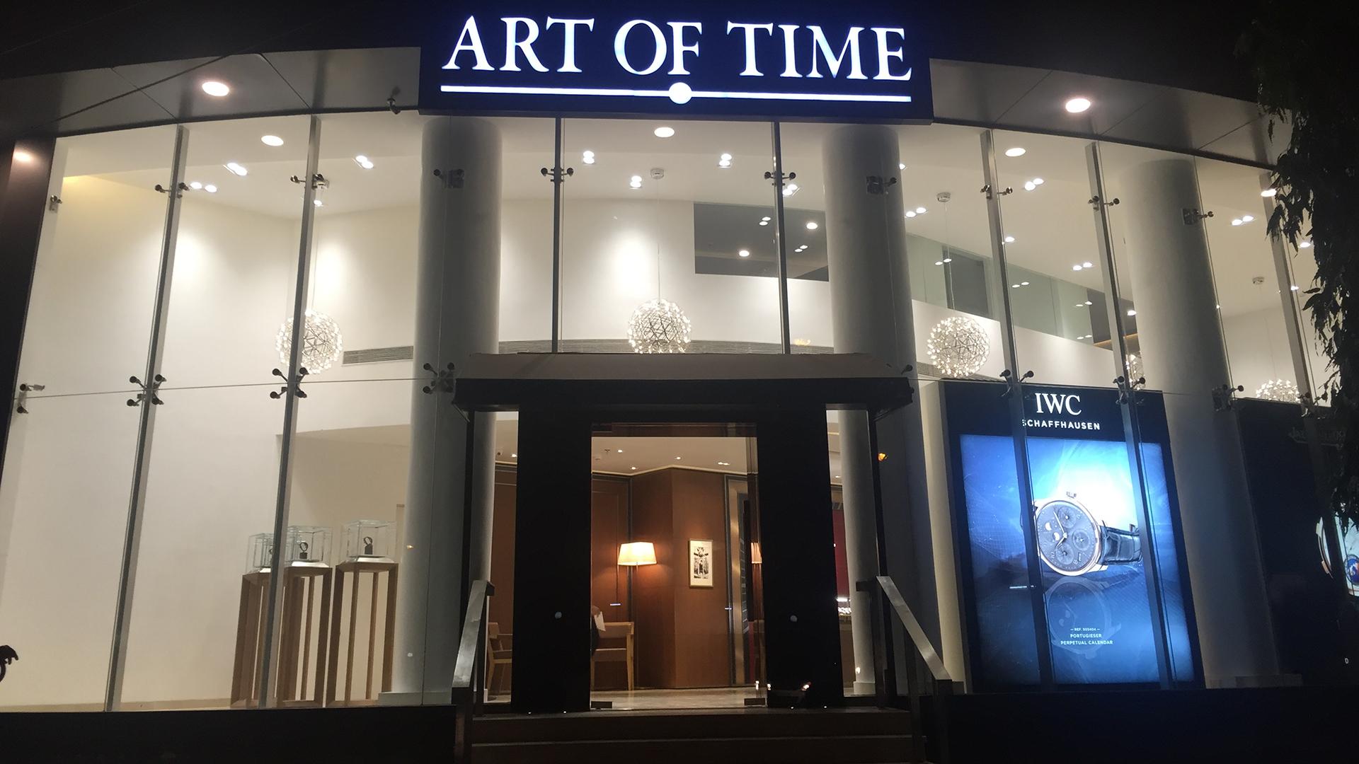 Art of time Store Mumbai