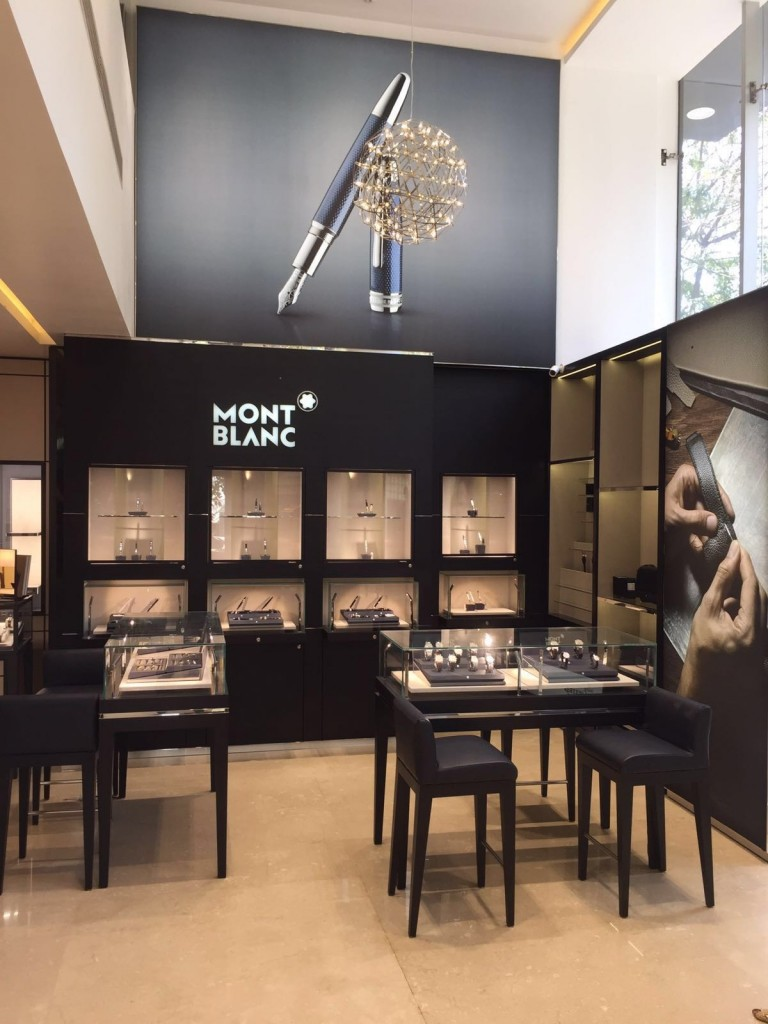 Art of Time Montblanc