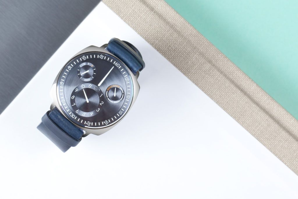 Ressence Type 1b 1024x683 - Follow your heart not the deal while buying a watch: Benoit Mintiens, Founder, Ressence