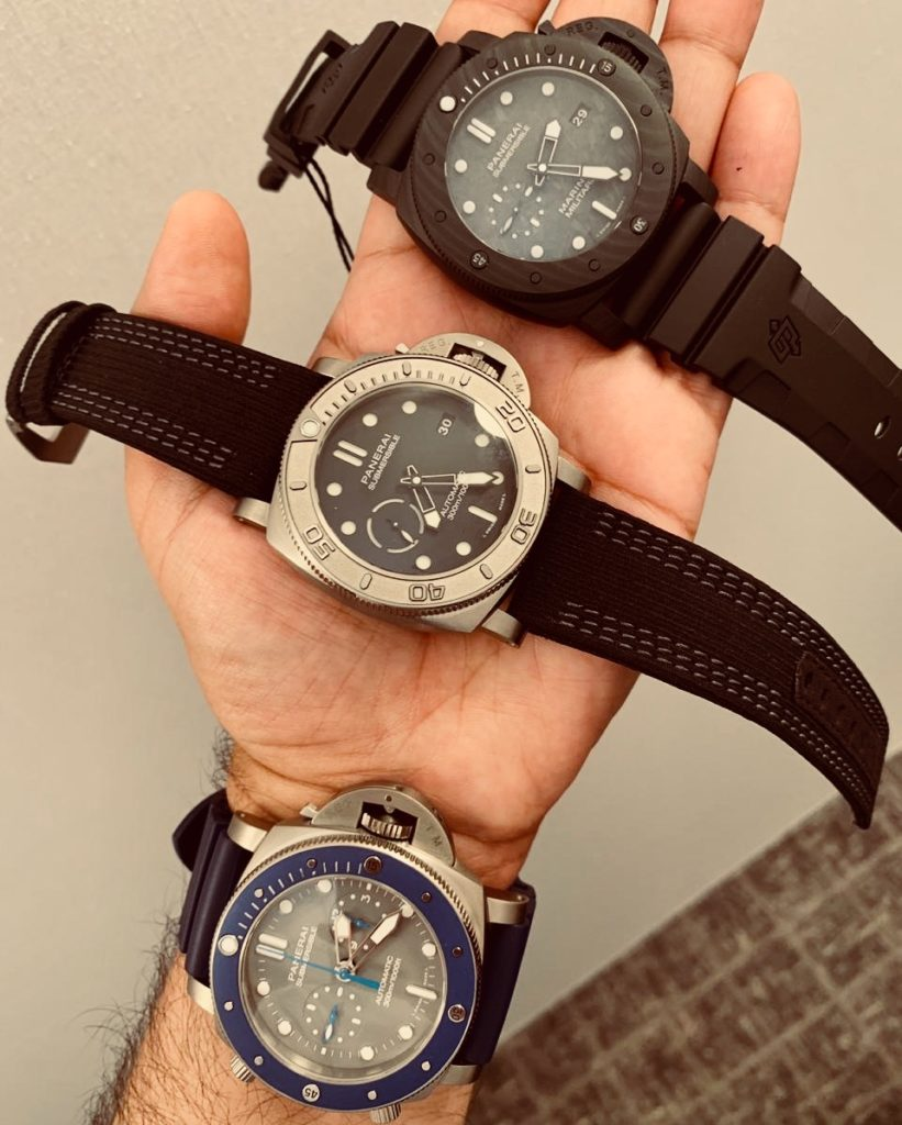 4690d680 59fe 4014 a84e 1b44dd8153c9 1 821x1024 - Panerai makes a statement at SIHH with unique watches