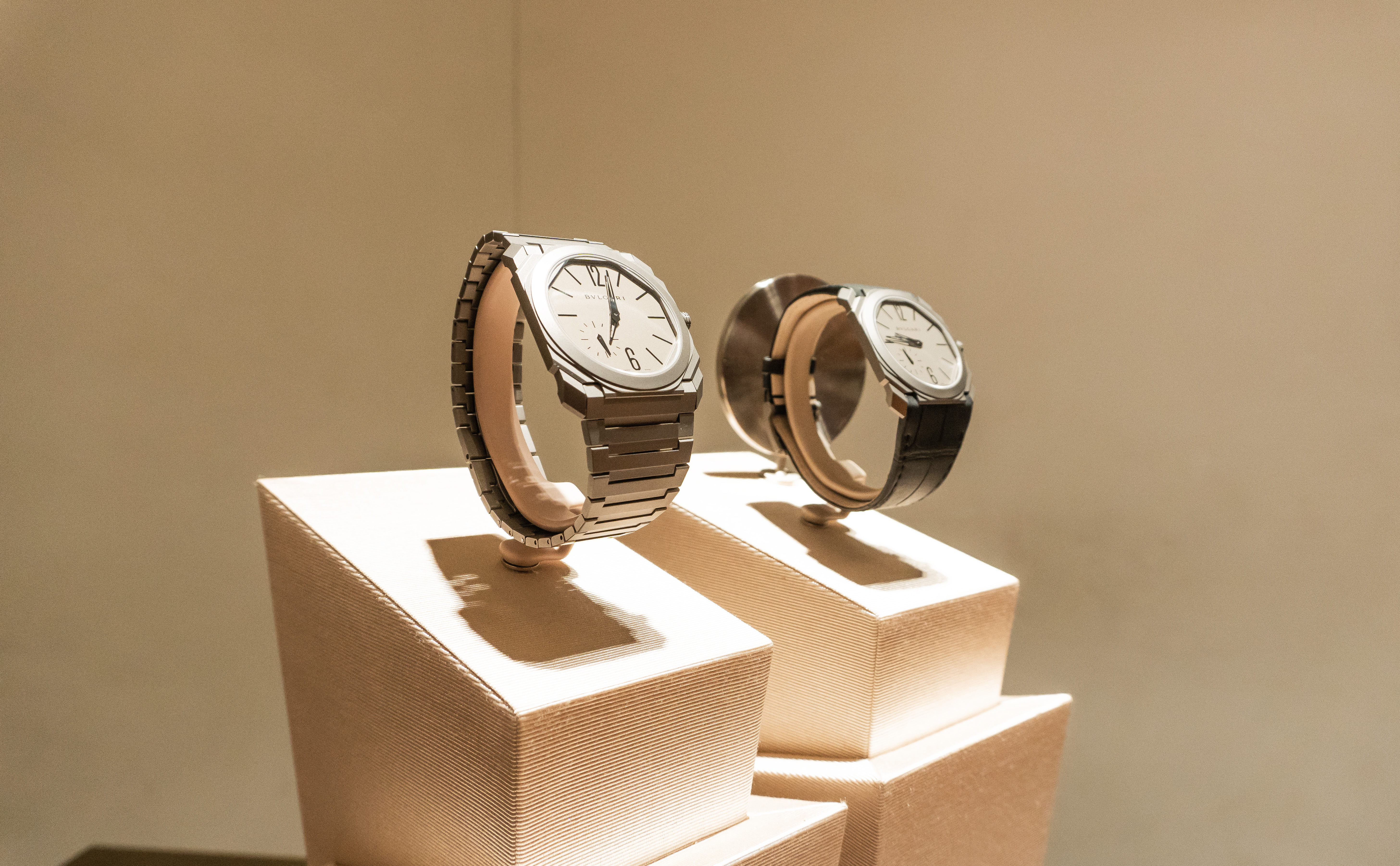 B5 3 - Here's to the world's slimmest automatic watch by Bulgari