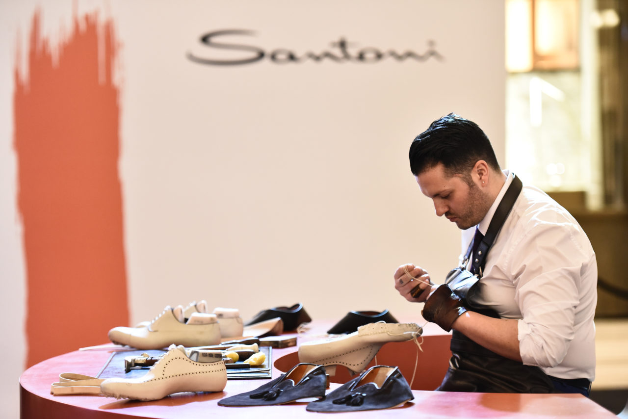 ACA 2256 1280x854 - In conversation with Giussepe Santoni : An avid watch collector, traveller and luxury shoemaker