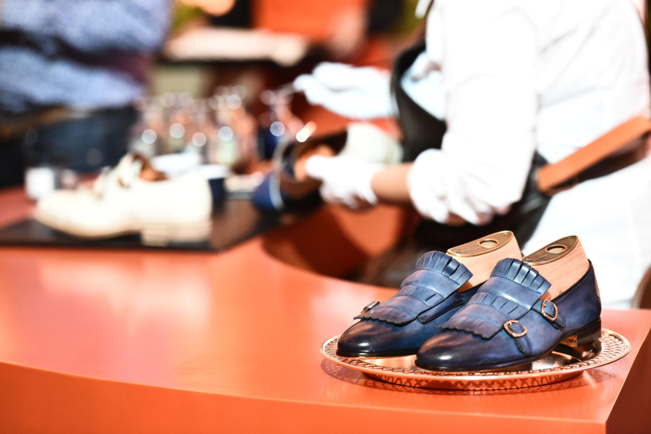 ACA 2287 1280x854 - In conversation with Giussepe Santoni : An avid watch collector, traveller and luxury shoemaker