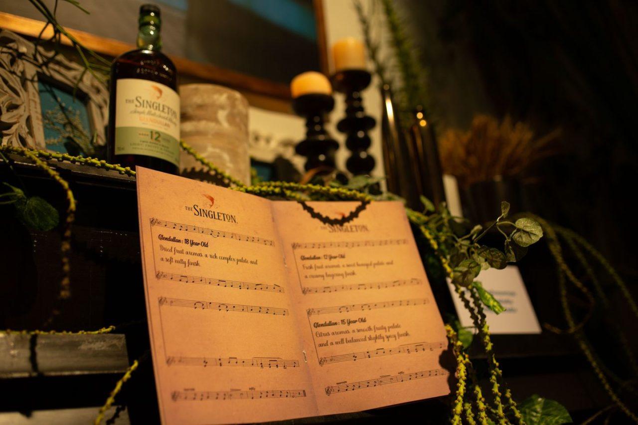 IMG 7659 1280x853 - The Singleton Sensorium: An immersive whisky tasting experience