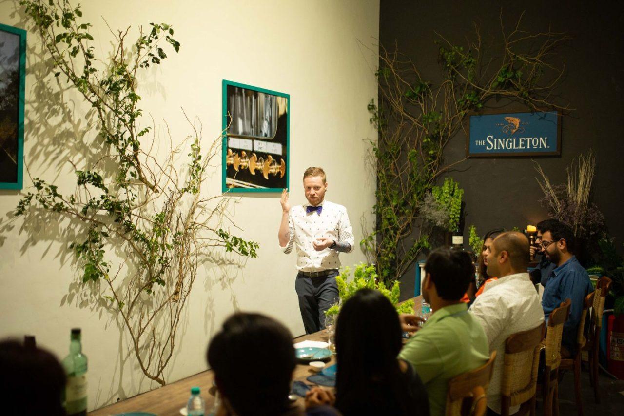 IMG 7793 1280x853 - The Singleton Sensorium: An immersive whisky tasting experience
