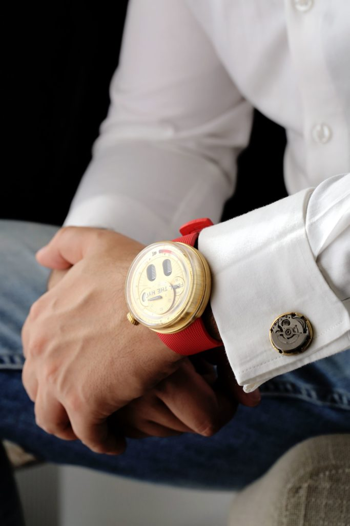 ABHI0878 683x1024 - Watchmaking That Transforms People Is The Future : Gregory Dourde CEO HYT Watches