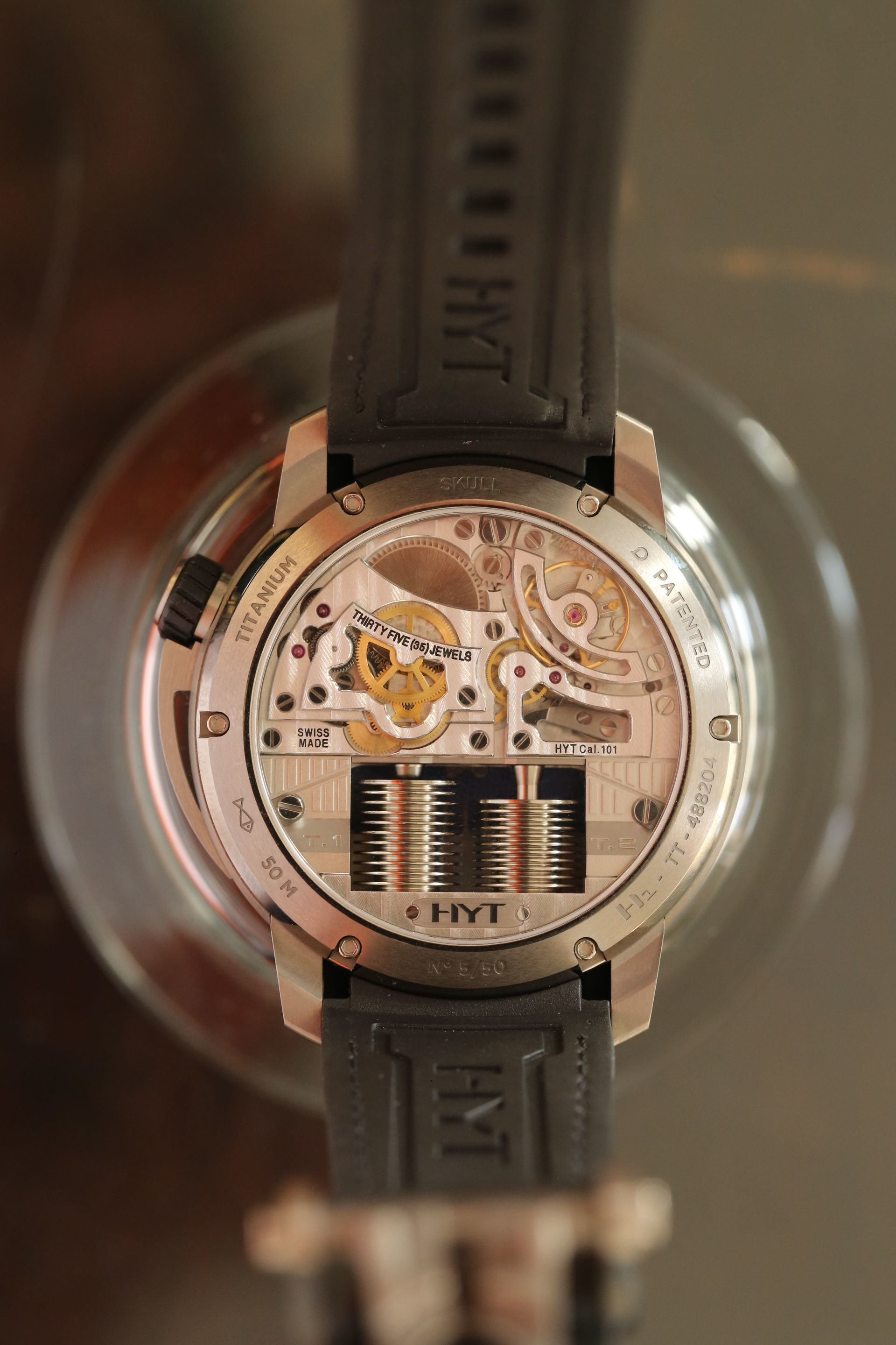 ABHI0926 e1562230741139 - Watchmaking That Transforms People Is The Future : Gregory Dourde CEO HYT Watches