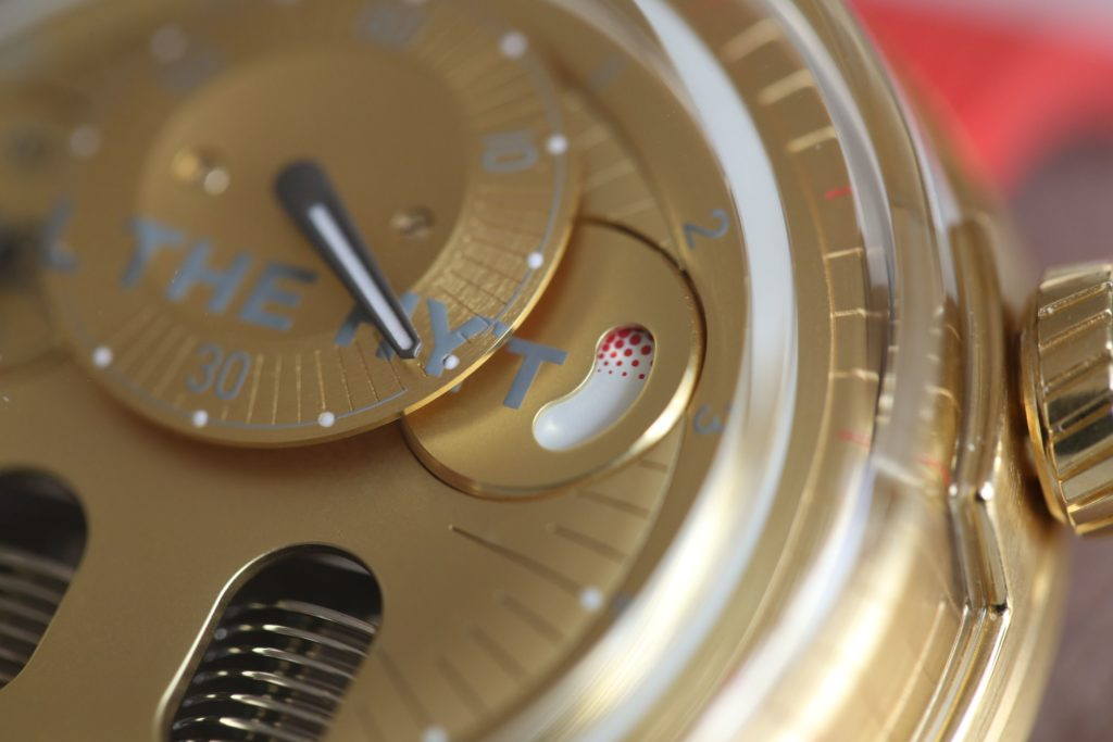 ABHI0966 1024x683 - Watchmaking That Transforms People Is The Future : Gregory Dourde CEO HYT Watches