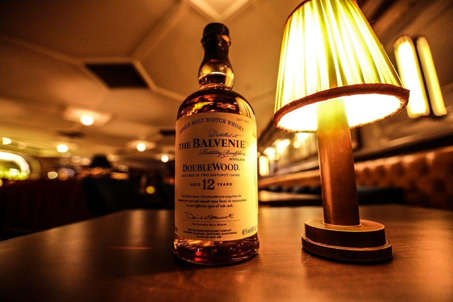 The Balvenie 7680 - An evening with Balvenie Ambassador Gemma Paterson