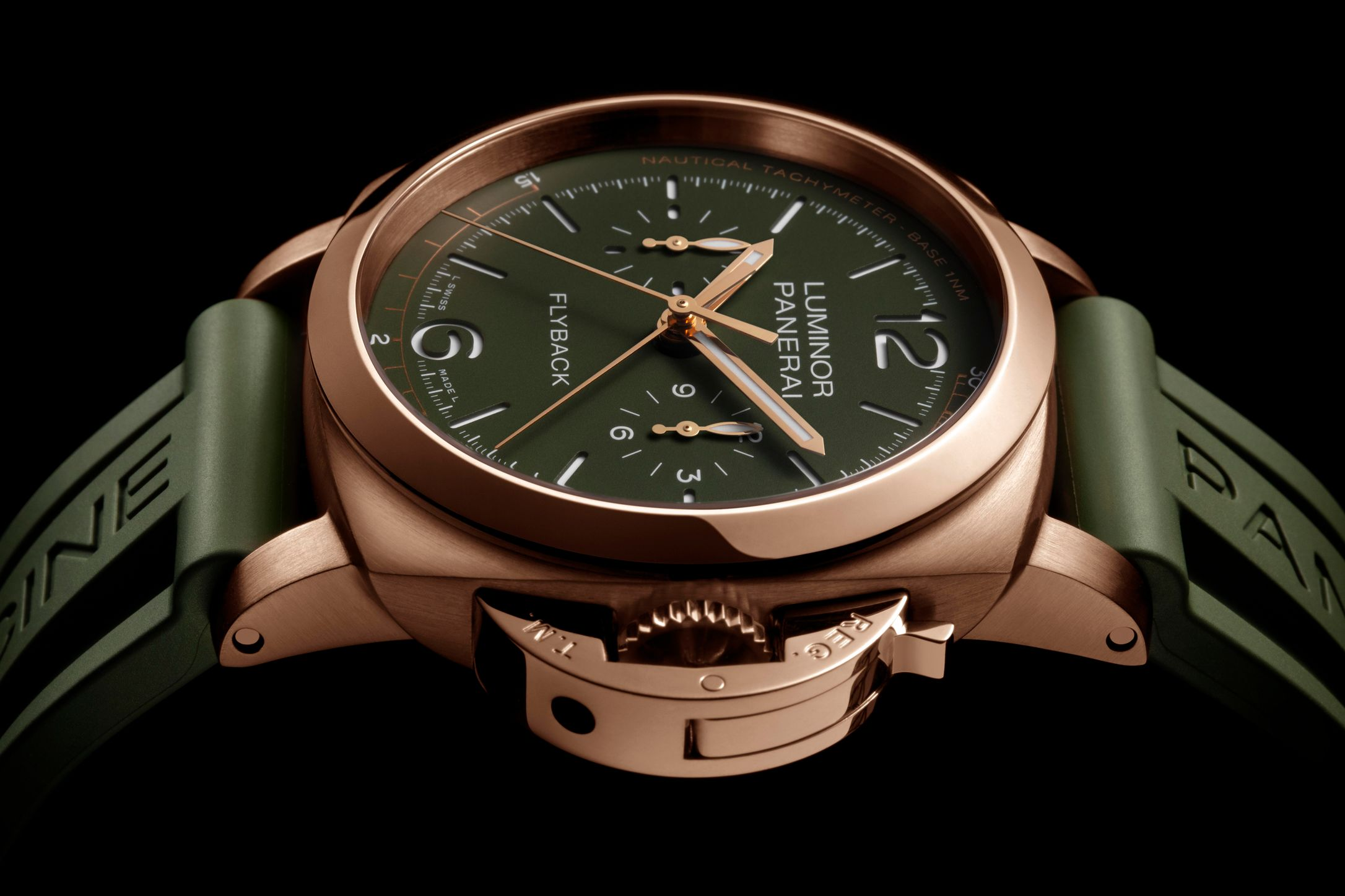 PANERAI LUMINOR MS DHONI EDITION PAM 1057 - Panerai plays the helicopter shot with MS Dhoni special edition watches