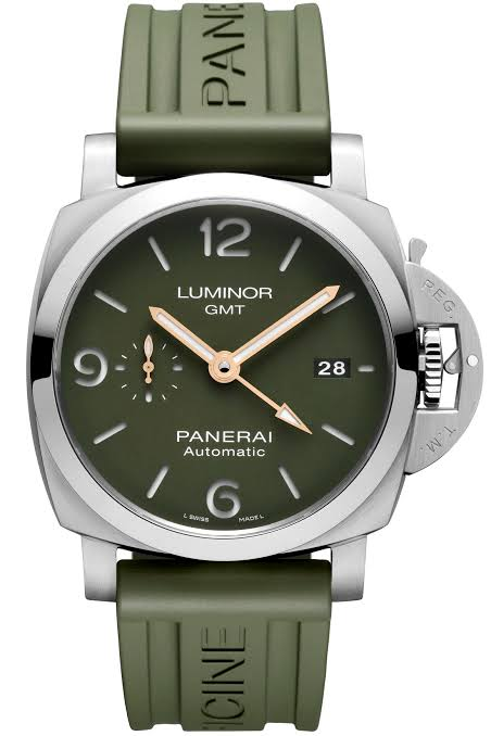 dhoni watch - Panerai plays the helicopter shot with MS Dhoni special edition watches