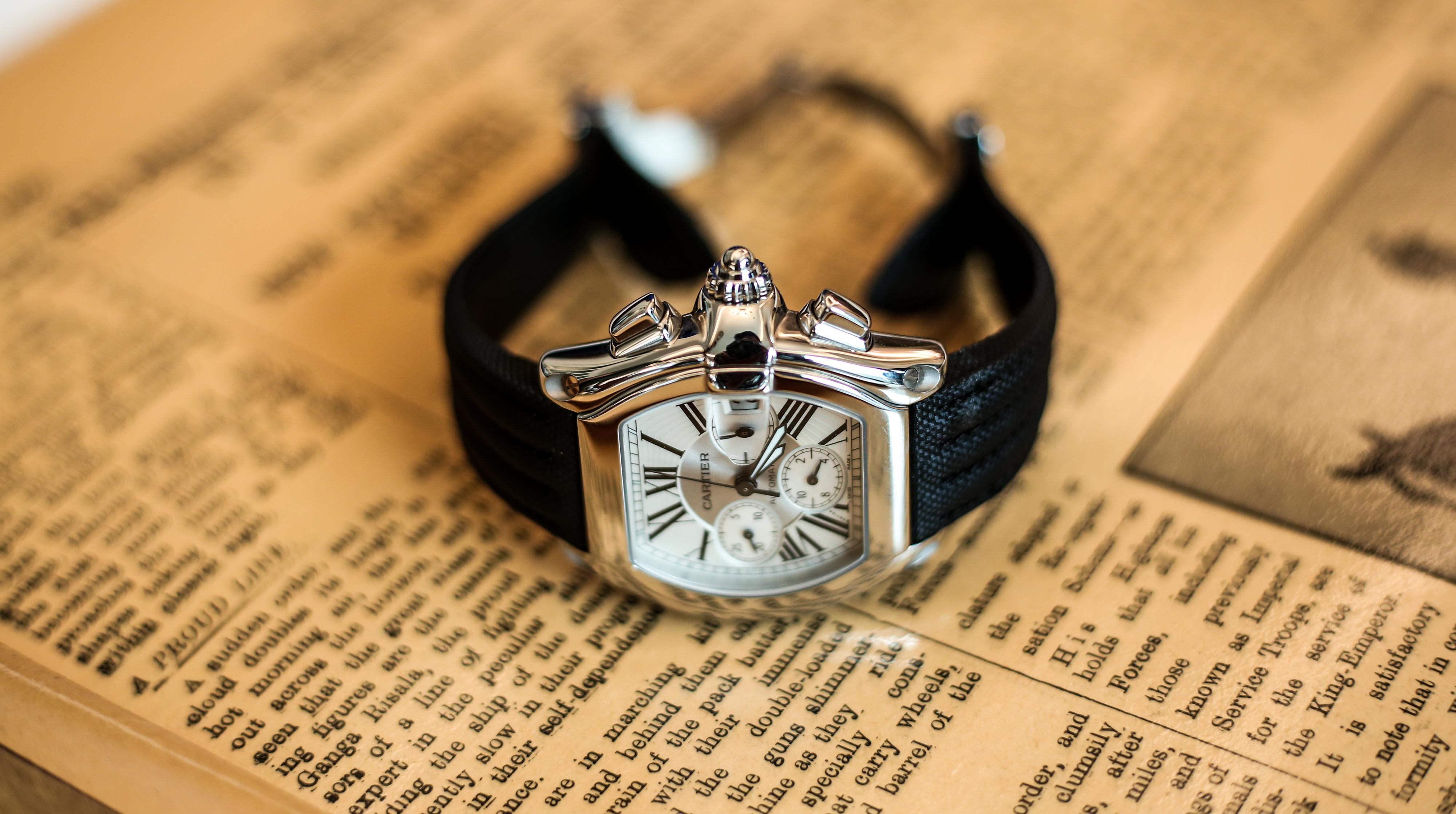 DILJEET TITUS 4 - Talking watches with Diljeet Titus
