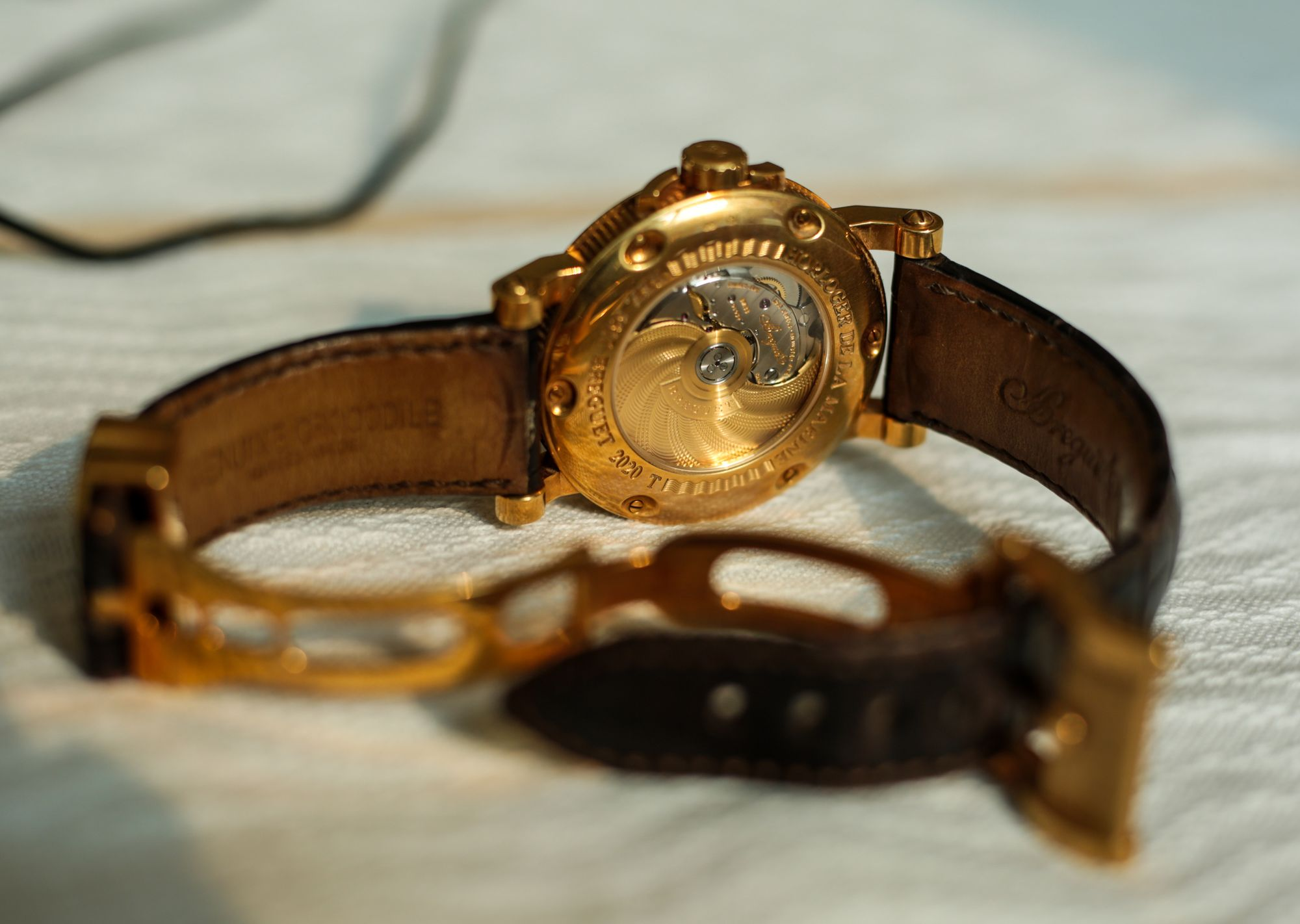 DILJEET TITUS 15 - Talking watches with Diljeet Titus