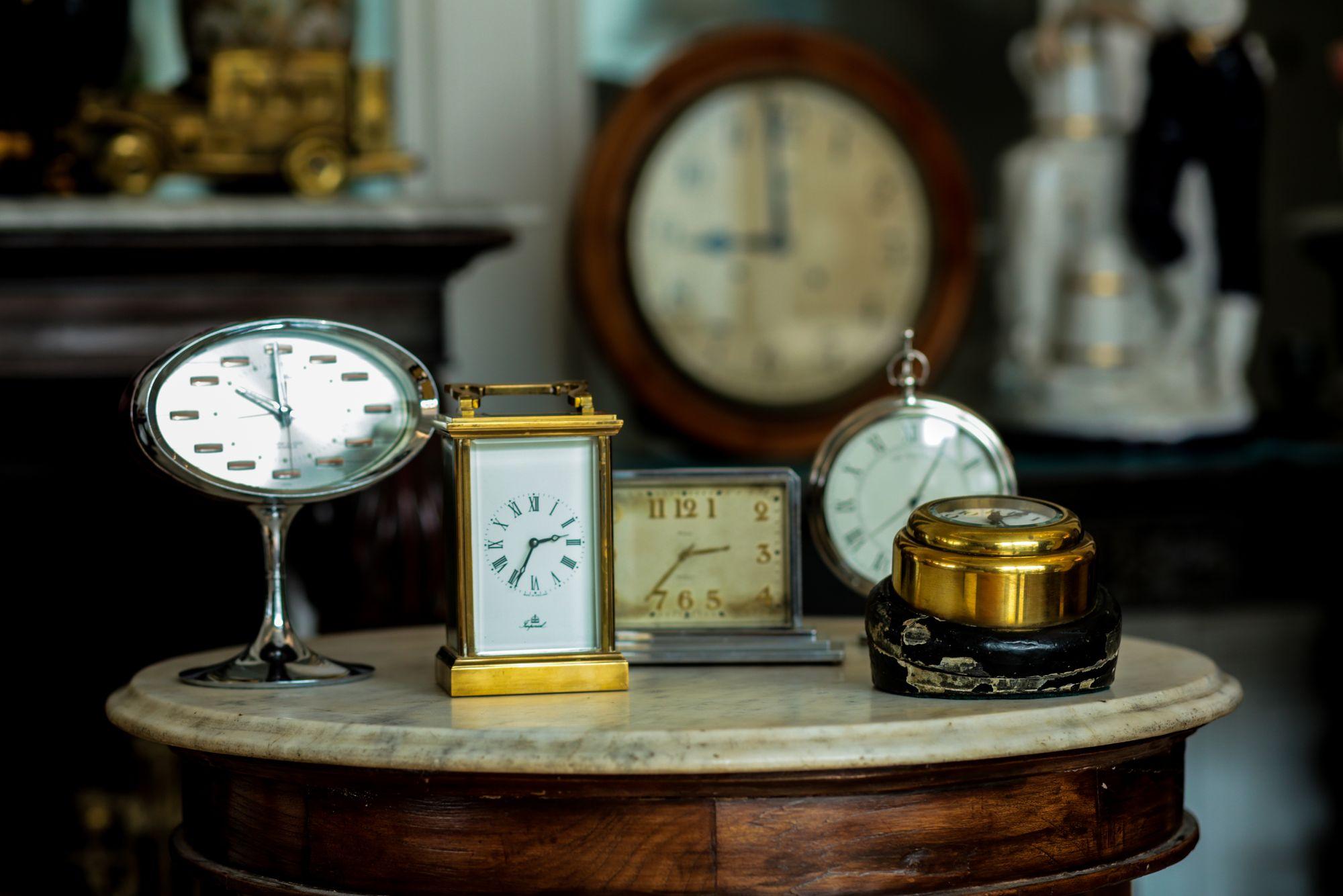DILJEET TITUS 18 - Talking watches with Diljeet Titus