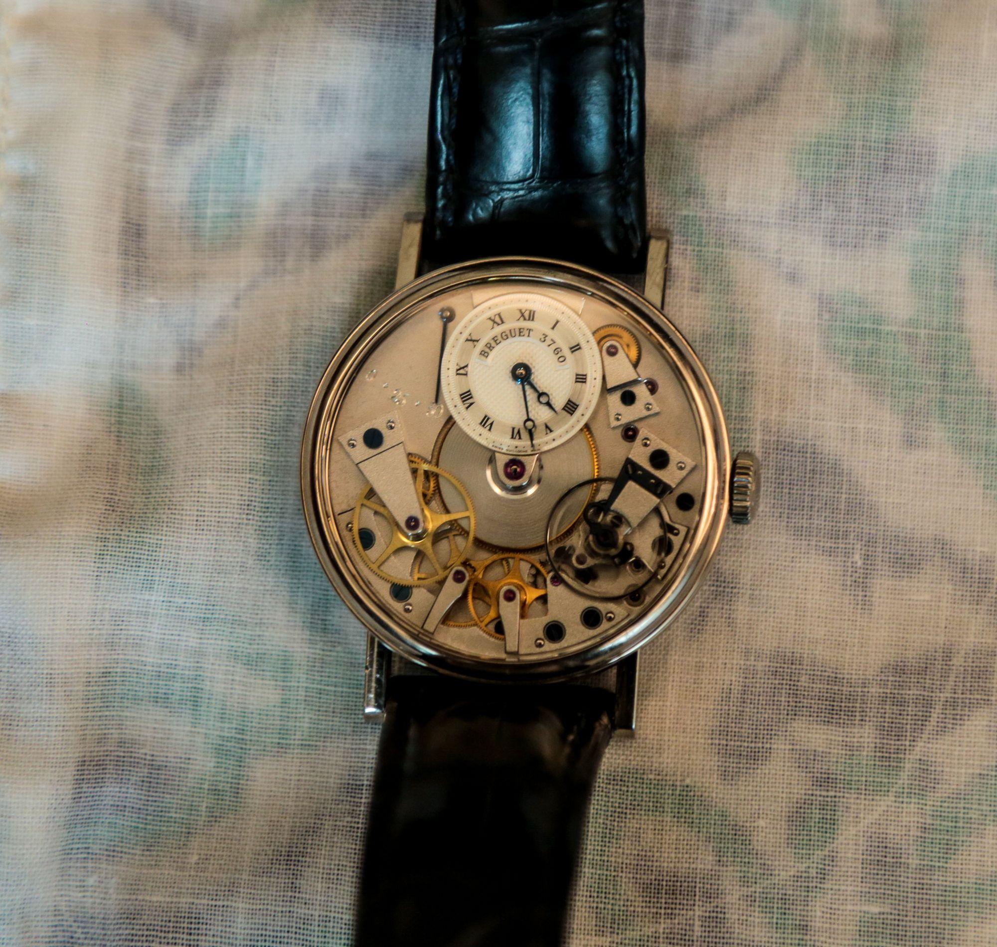 DILJEET TITUS 9 - Talking watches with Diljeet Titus
