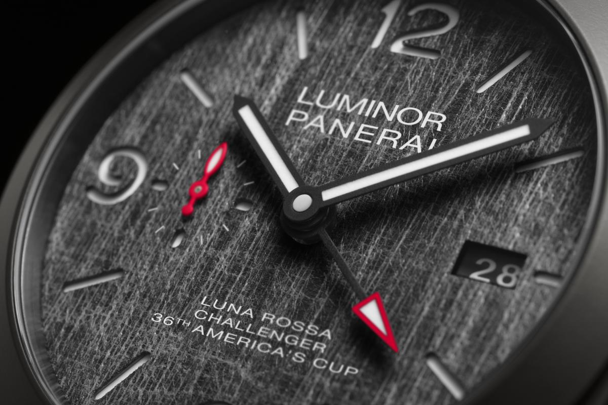 pam01036 panerai luminor luna rossa 1 - 2020 : The Year of Luminor For Panerai