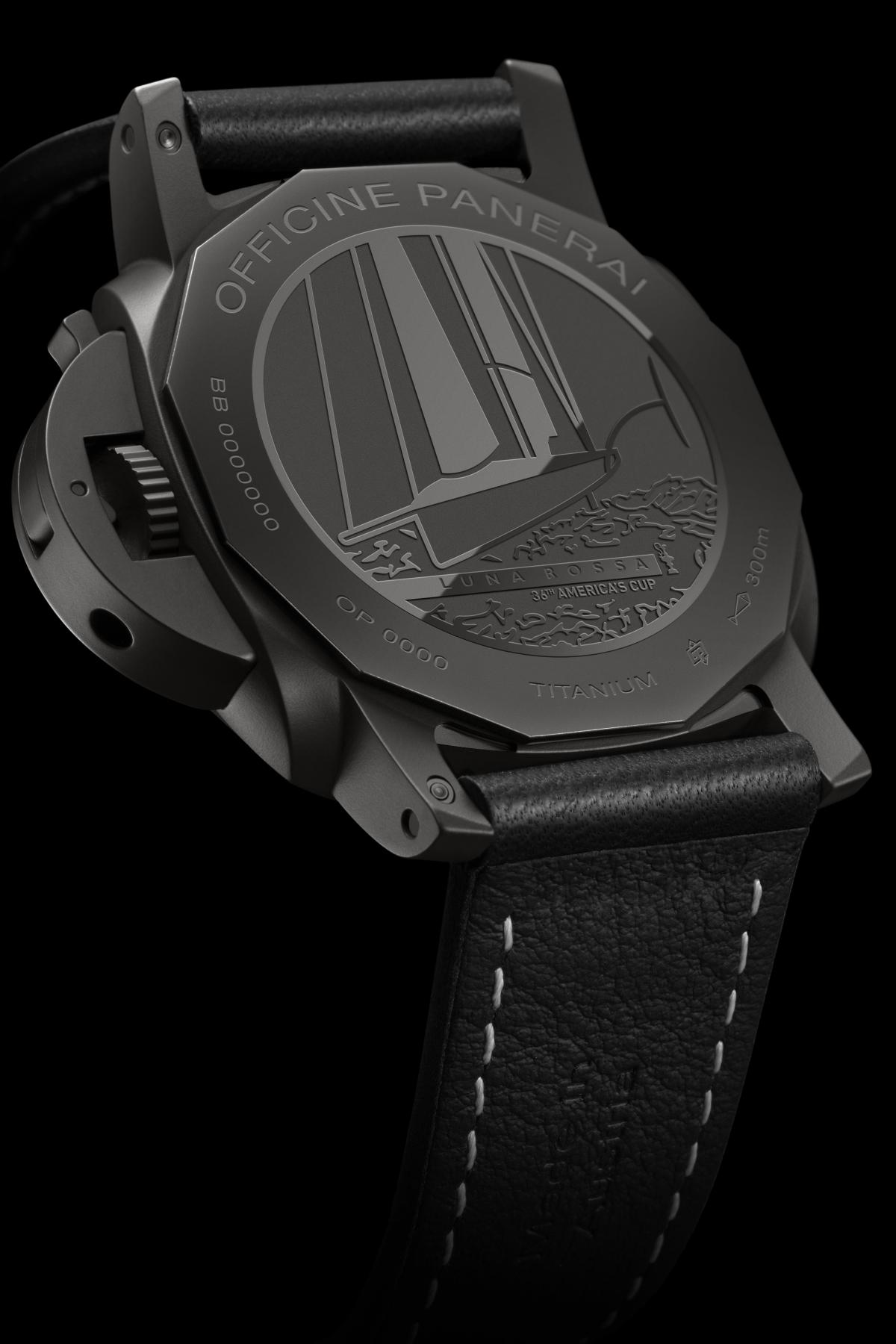 pam01036 panerai luminor luna rossa 2 - 2020 : The Year of Luminor For Panerai