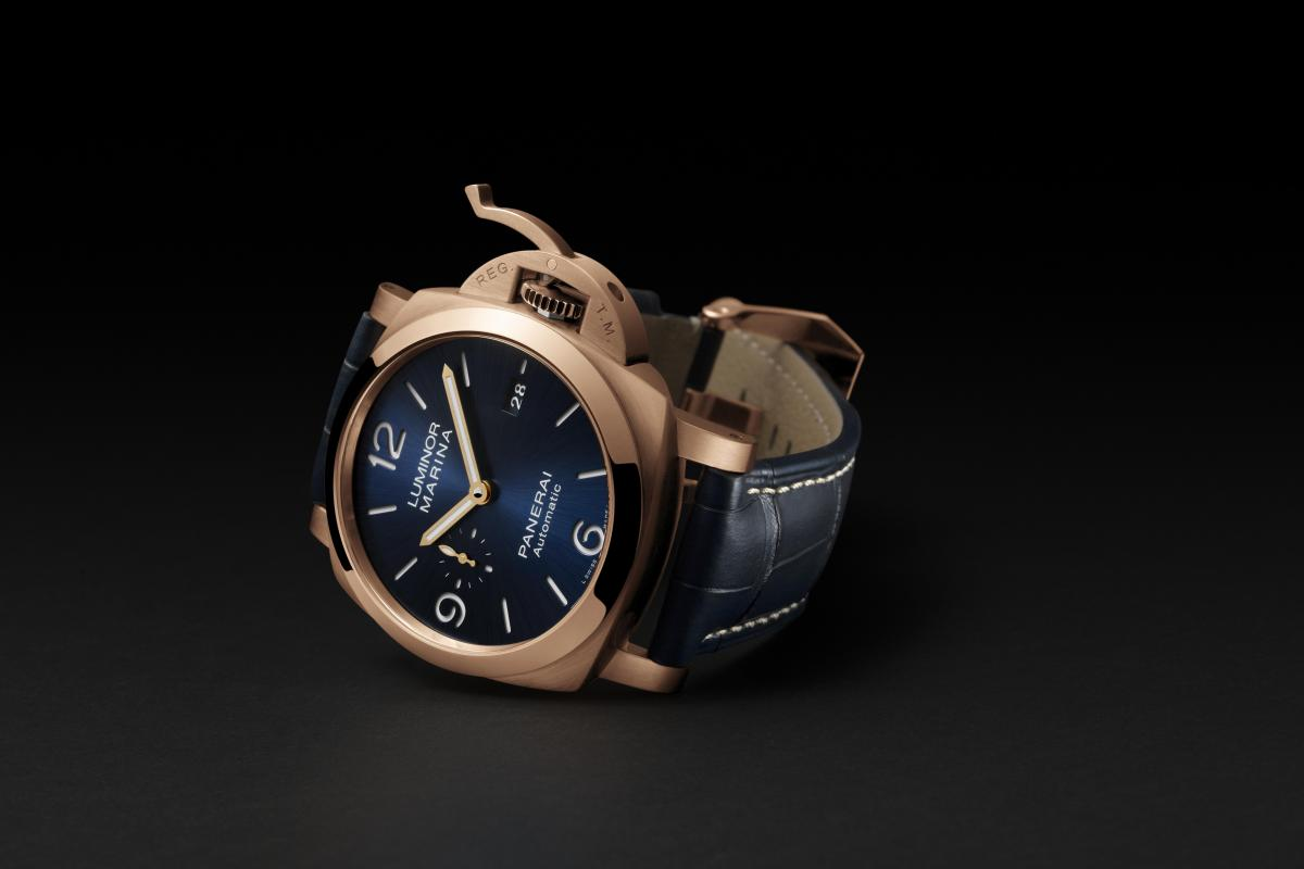 pam01112 panerai luminor marina goldtech 2 - 2020 : The Year of Luminor For Panerai