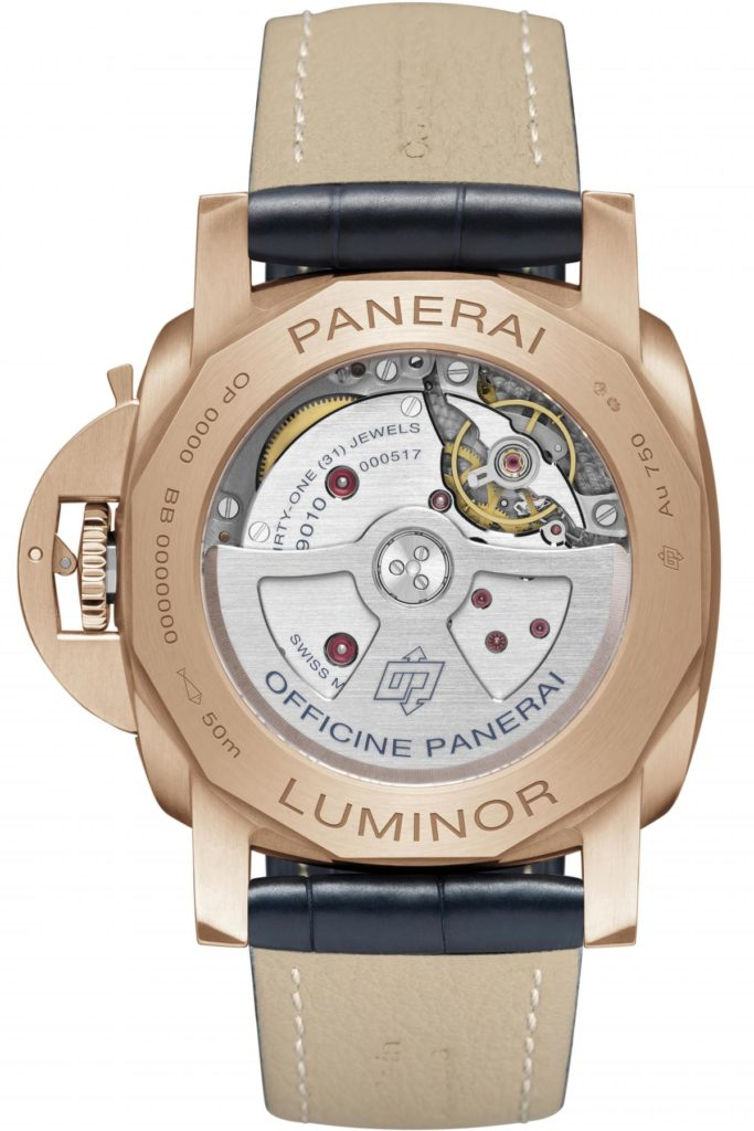 pam01112 panerai luminor marina goldtech 5 683x1024 - 2020 : The Year of Luminor For Panerai