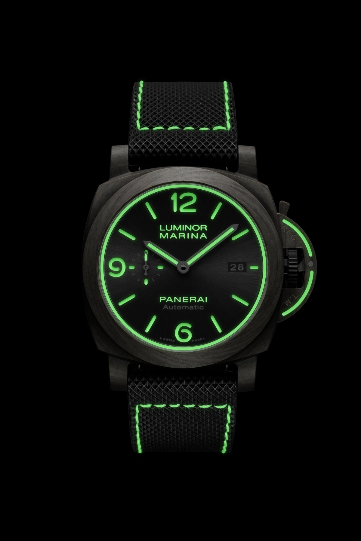 pam01119 panerai luminor marina 5 - 2020 : The Year of Luminor For Panerai