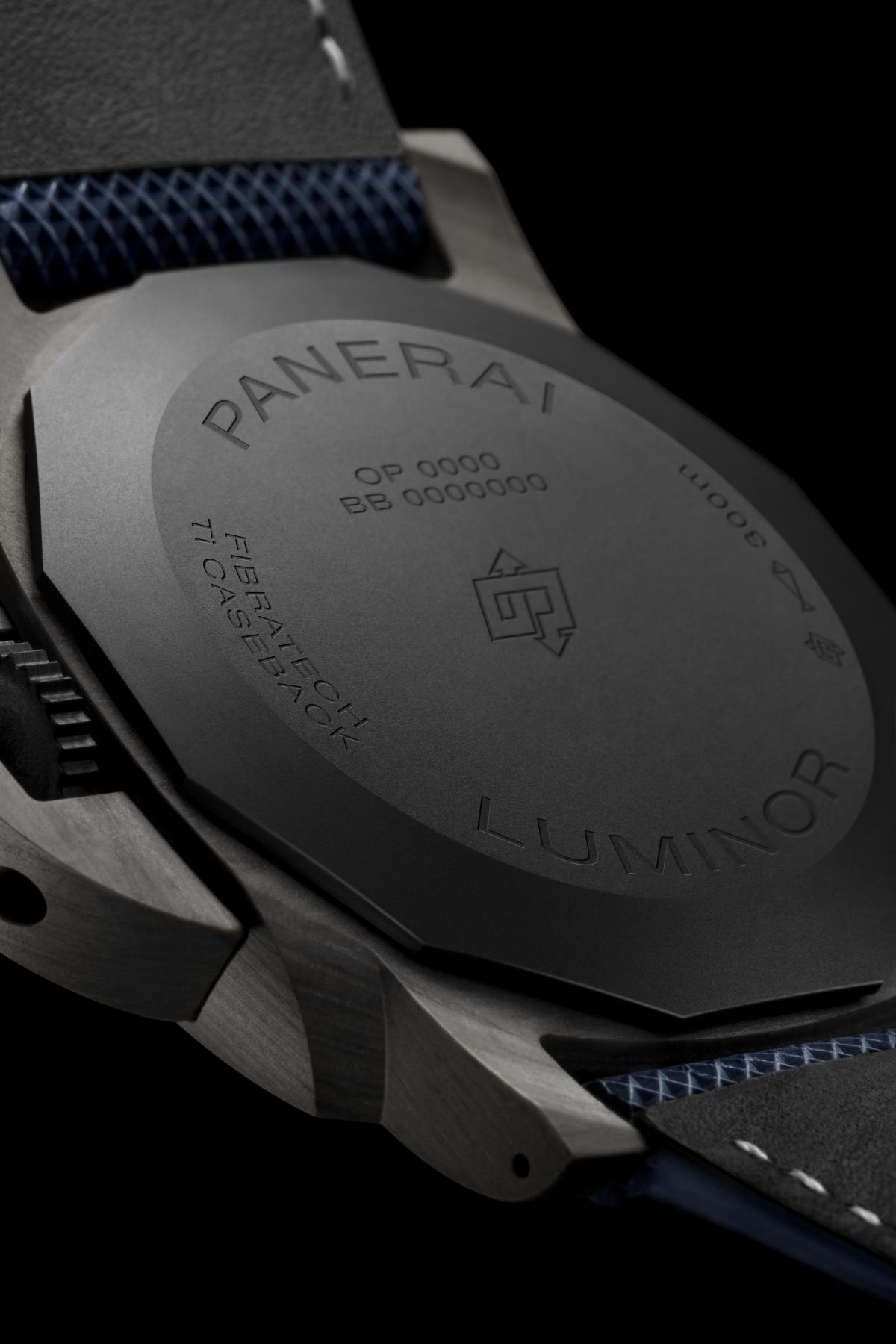pam01663 panerai luminor marina fibratech 1 - 2020 : The Year of Luminor For Panerai
