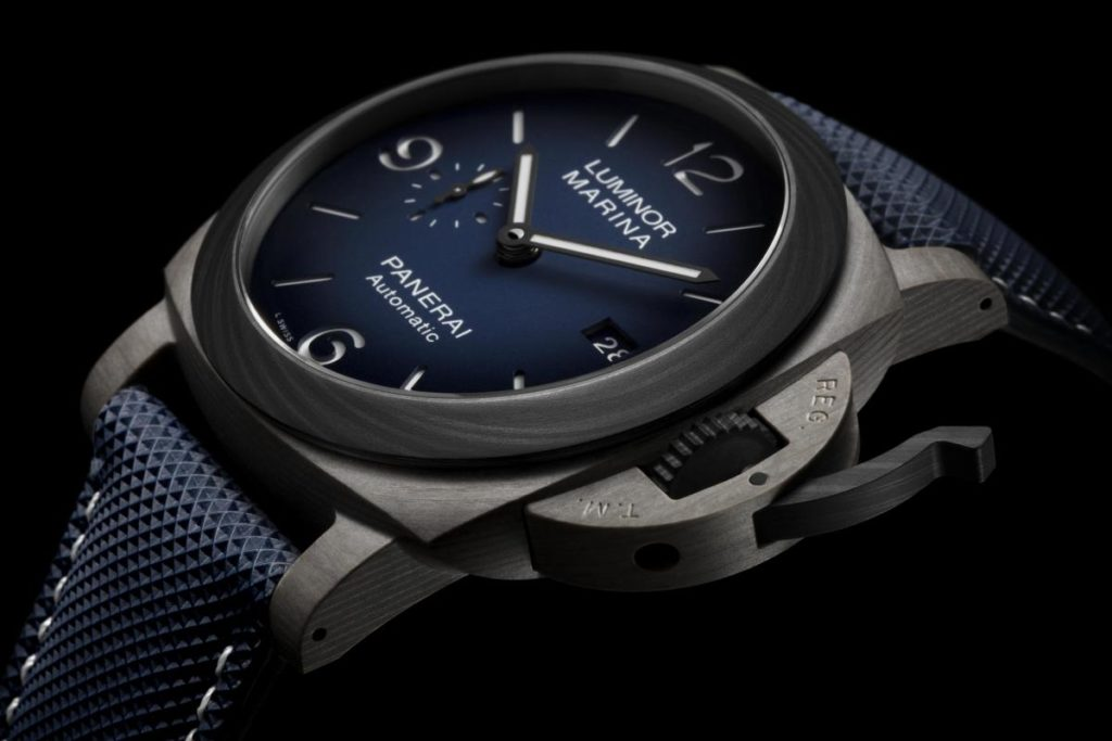 pam01663 panerai luminor marina fibratech 2 1024x683 - 2020 : The Year of Luminor For Panerai