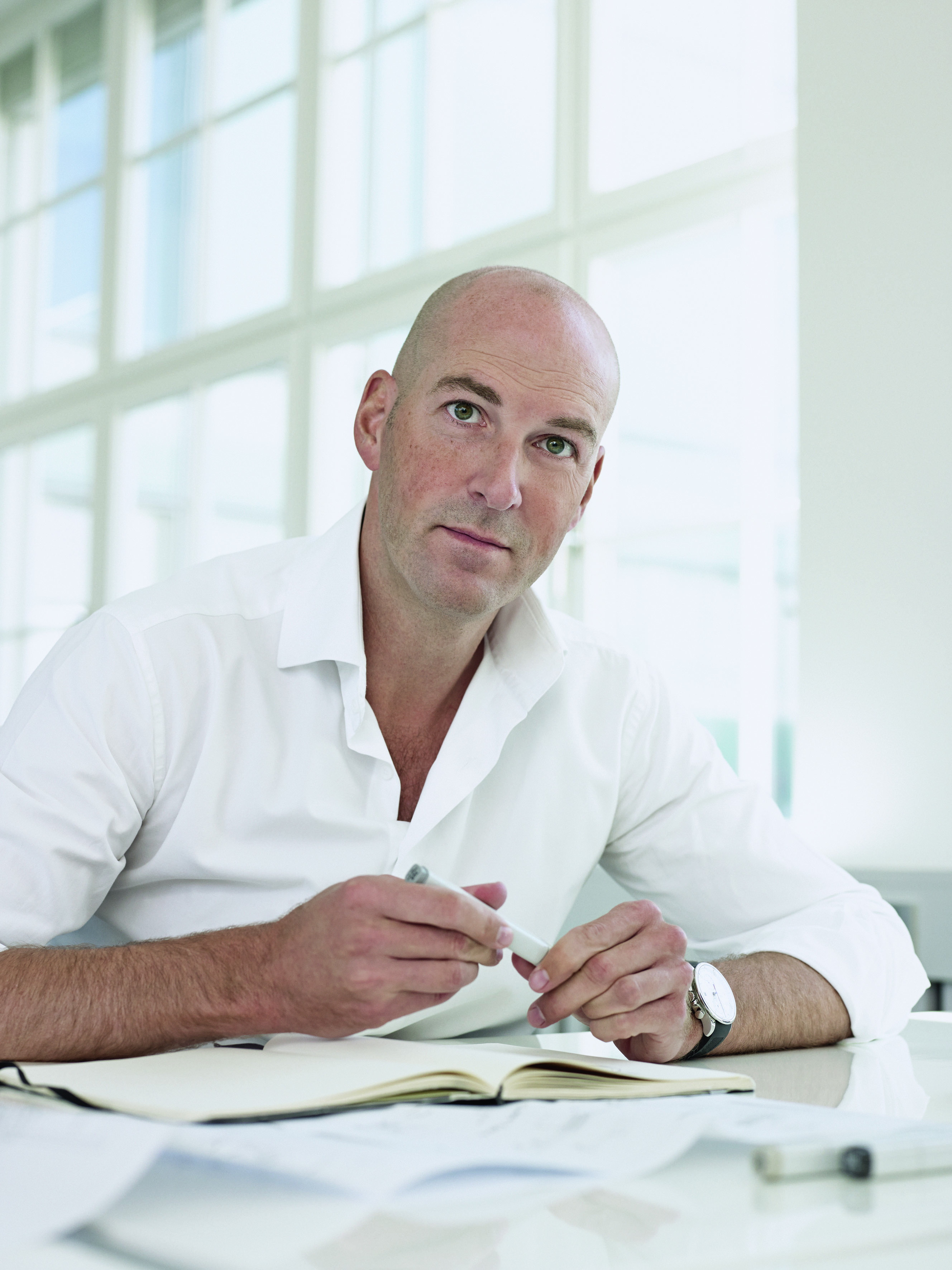 IWC Christian Knoop - In Conversation with IWC's Christian Knoop