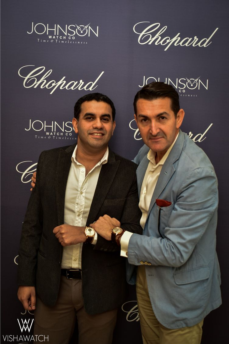 chopard 17 - In Conversation with Xavier Fuller of CHOPARD Watches: Spotlight On LUC XPS CHRONO