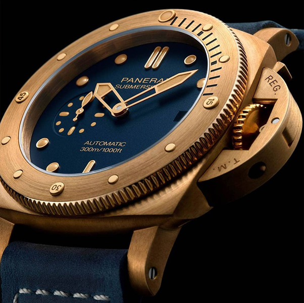 Panerai watch collection for 2021