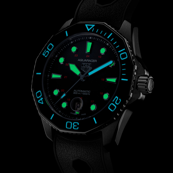 Tag Heuer Aquaracer for 2021